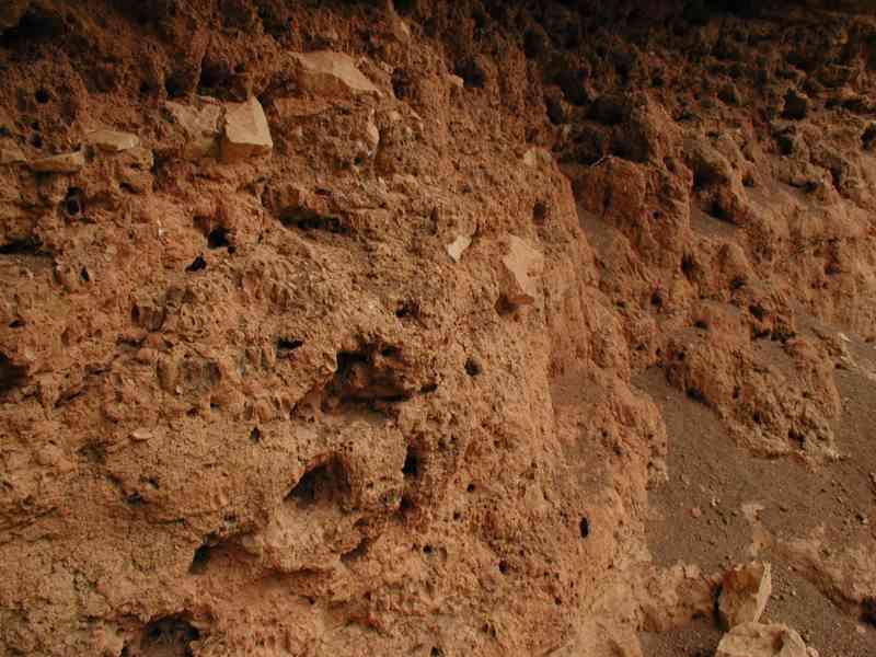 Turismo geol gico y de naturaleza rutas yacimientos for Travertino roca